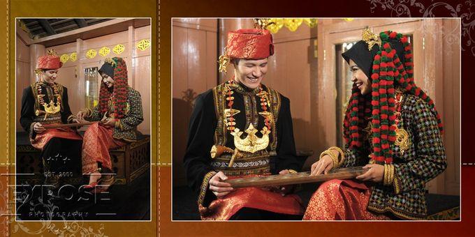 Rara & Fajri by Expose Wedding Photography - 001