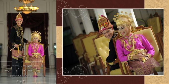 Rara & Fajri by Expose Wedding Photography - 018