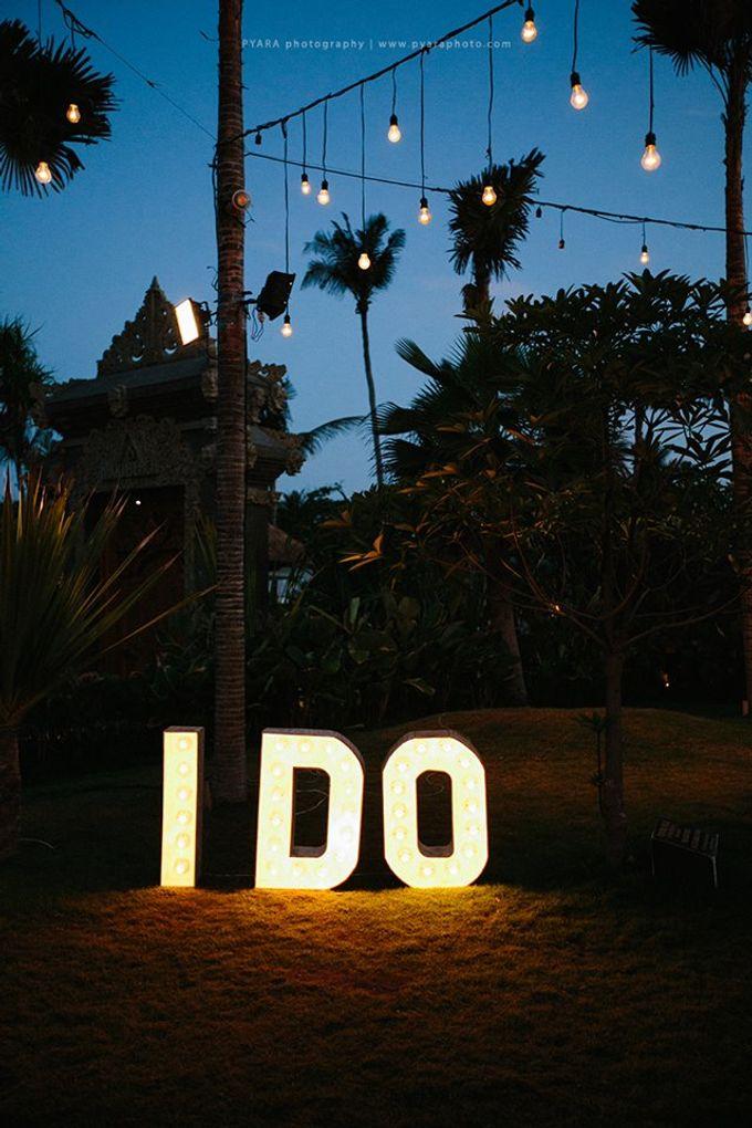 WEDDING OF FRENKY & ELLEN by Sofitel Bali Nusa Dua Beach Resort - 002