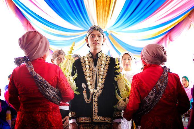 Ayik & Yudha Wedding by Faust Photography - 025