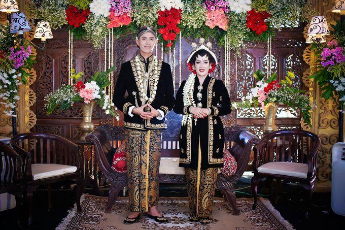 Ayik & Yudha Wedding by Faust Photography - 026