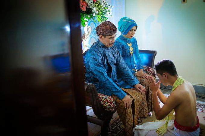 Ayik & Yudha Wedding by Faust Photography - 010