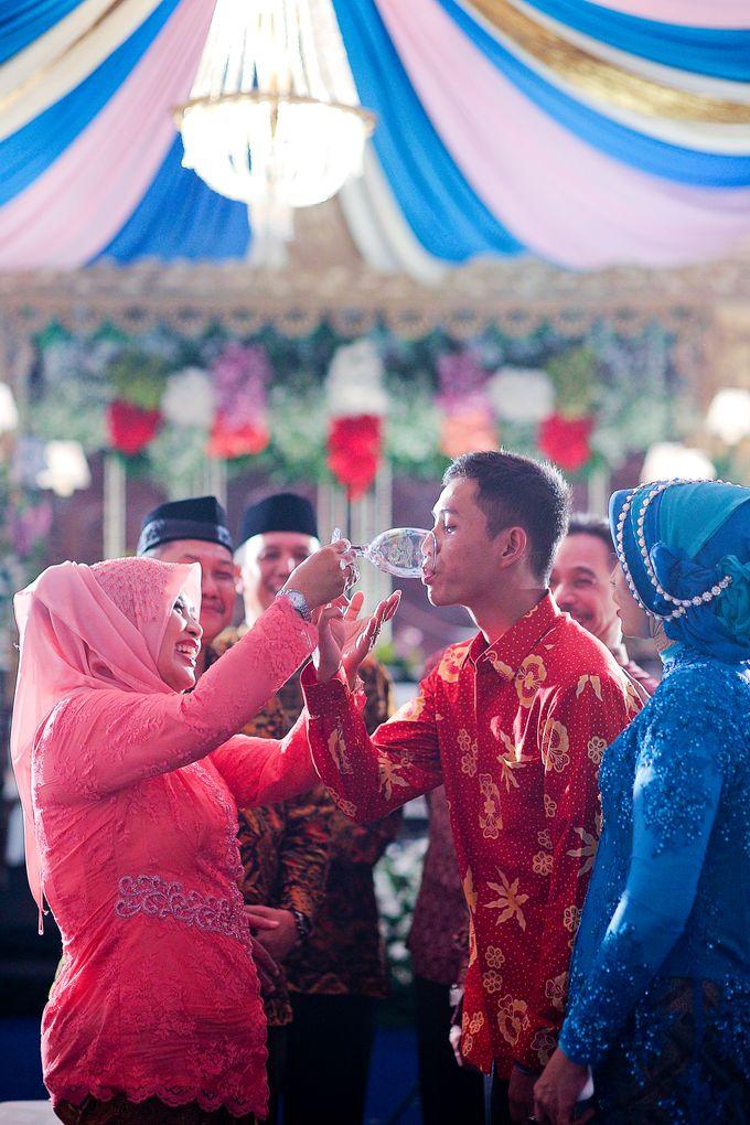 Ayik & Yudha Wedding by Faust Photography - 015