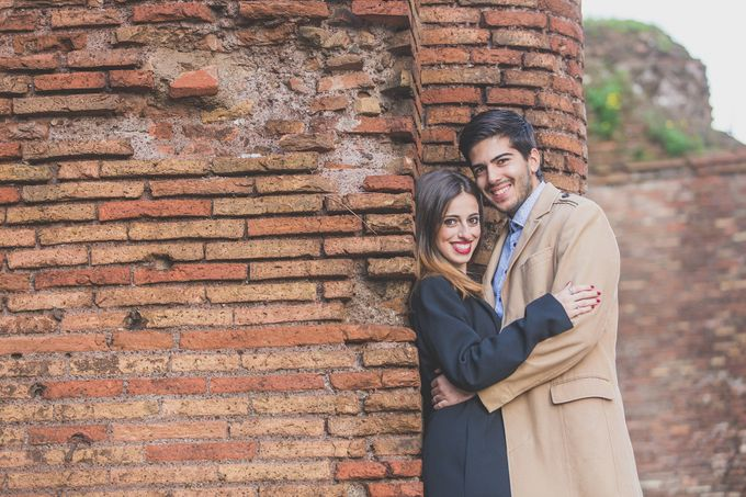 Engagement of Benedetta & Manolo by DR Creations - 001