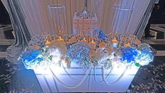 Sparkling Theme Wedding by ZURIEE AHMAD CONCEPTS SDN BHD - 001