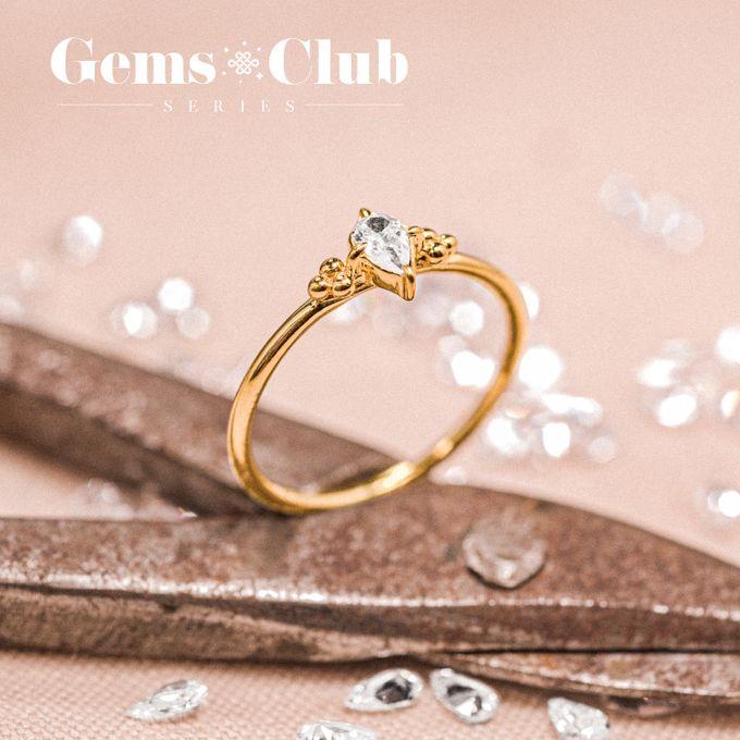 "Gemsclub ""Lavender Gem Series"" by Tulola - 008"