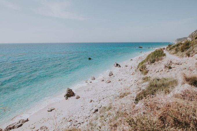 Glamorous destination beach wedding in Lefkada by Your Lefkada Wedding - 009