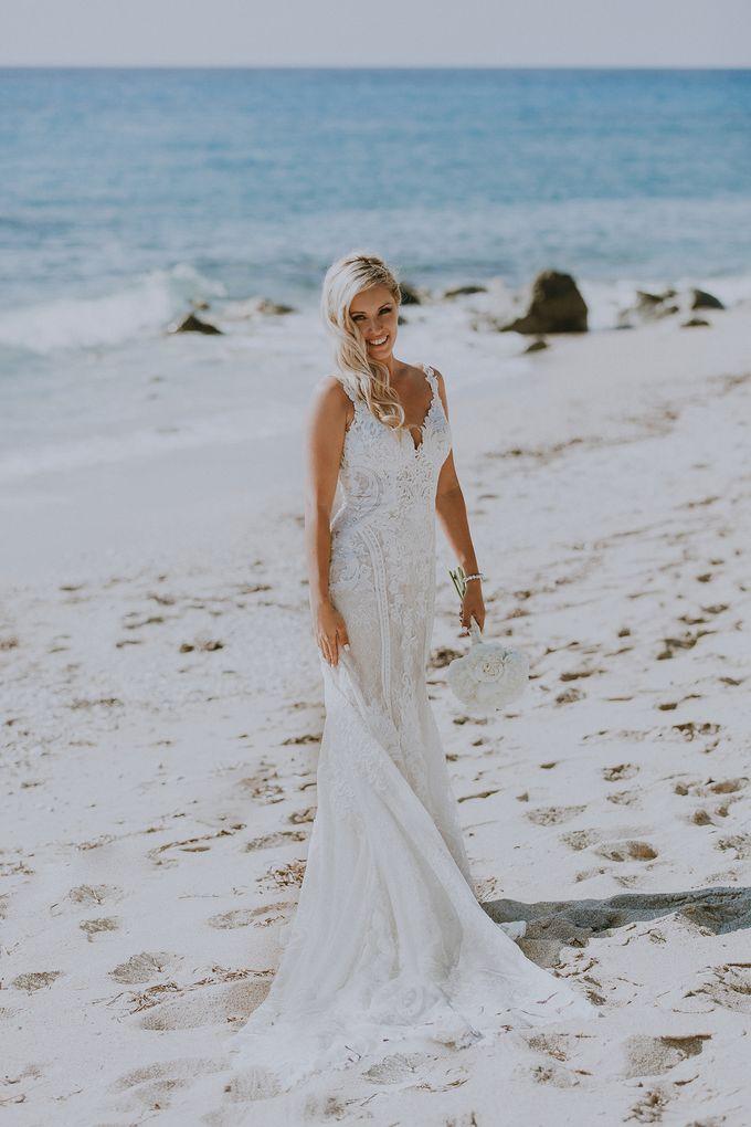 Glamorous destination beach wedding in Lefkada by Your Lefkada Wedding - 010