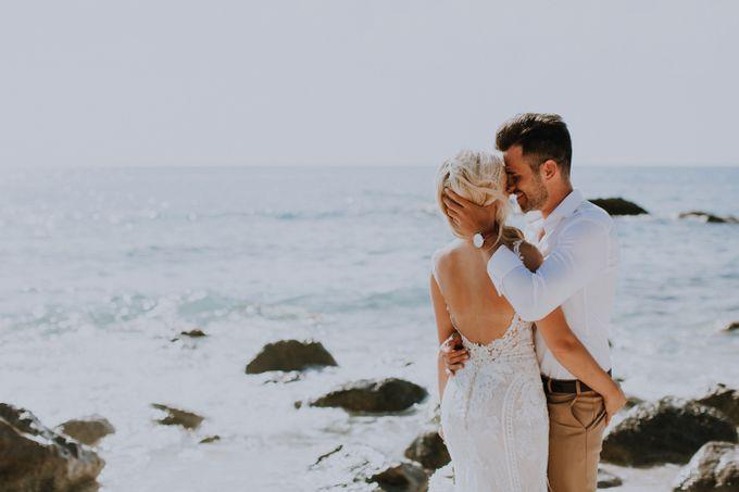 Glamorous destination beach wedding in Lefkada by Your Lefkada Wedding - 013