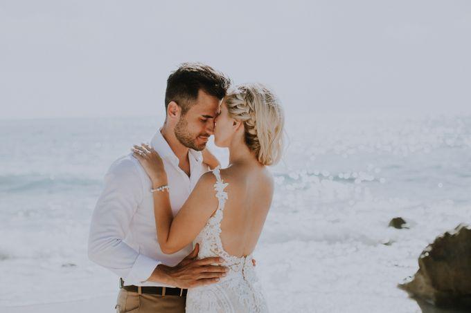 Glamorous destination beach wedding in Lefkada by Your Lefkada Wedding - 017