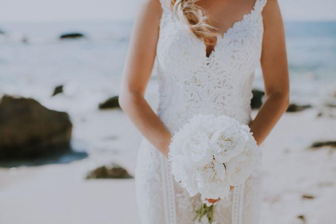 Glamorous destination beach wedding in Lefkada by Your Lefkada Wedding - 019