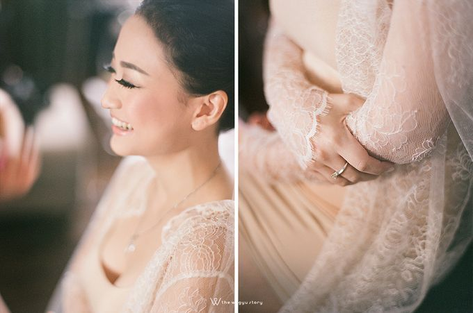 The Wedding of Gerry & Devina by The Wagyu Story - 002