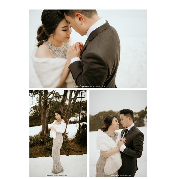 Christian and Gracia Prewedding by Cappio Photography - 002