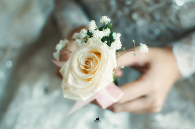 Wedding Day of Adi & Selda by Louise Bridal - 002