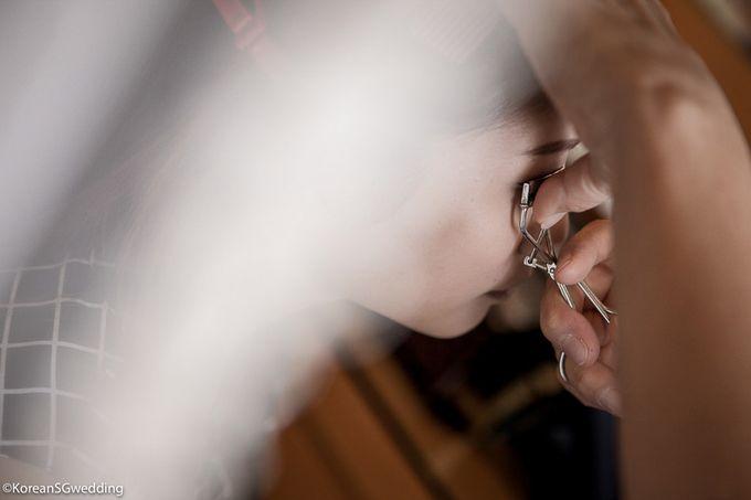 THET NAING SOE + ZIN MYO HTET Actual wedding by Eric Oh  Korean Photographer - 002