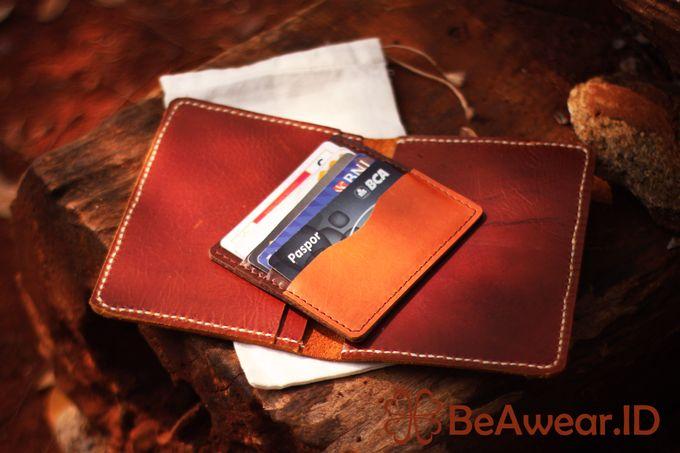 Cardholder Kulit Asli Custom by Beawear.id - 002