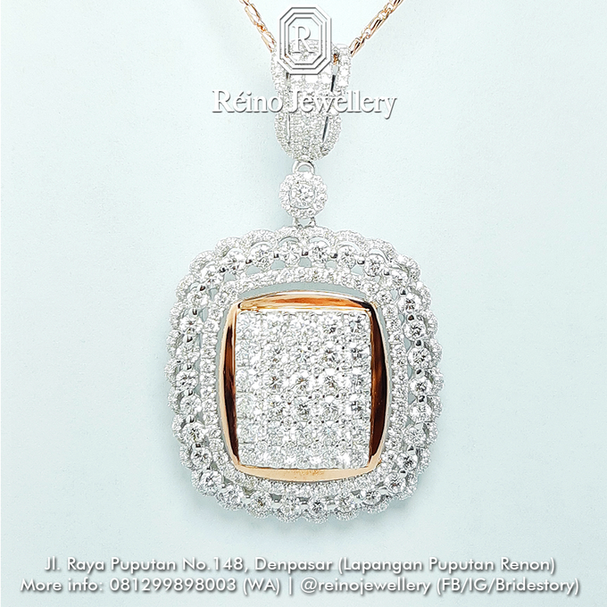 Liontin or Pendant by Reino Jewellery - 008