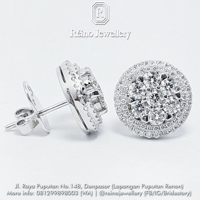 Anting anting or Earring by Reino Jewellery - 006