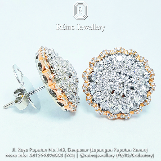 Anting anting or Earring by Reino Jewellery - 007