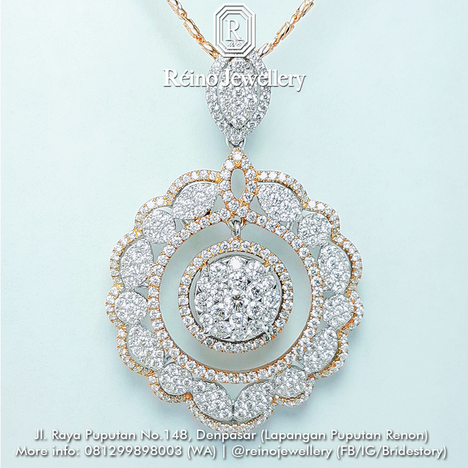 Liontin or Pendant by Reino Jewellery - 009