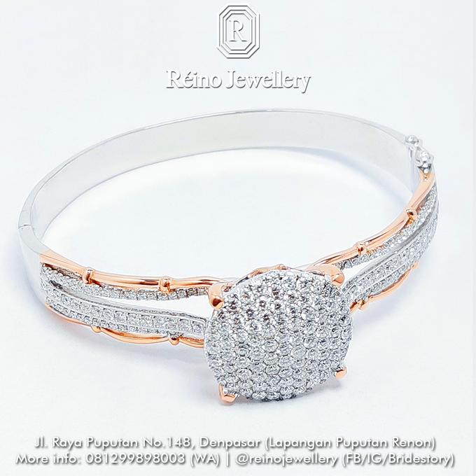 Gelang or Bangles & Bracelets by Reino Jewellery - 010
