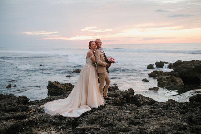 Christian and Carol Beach Themed Wedding - La Union Wedding Photographer by Mot Rasay Photography - 010