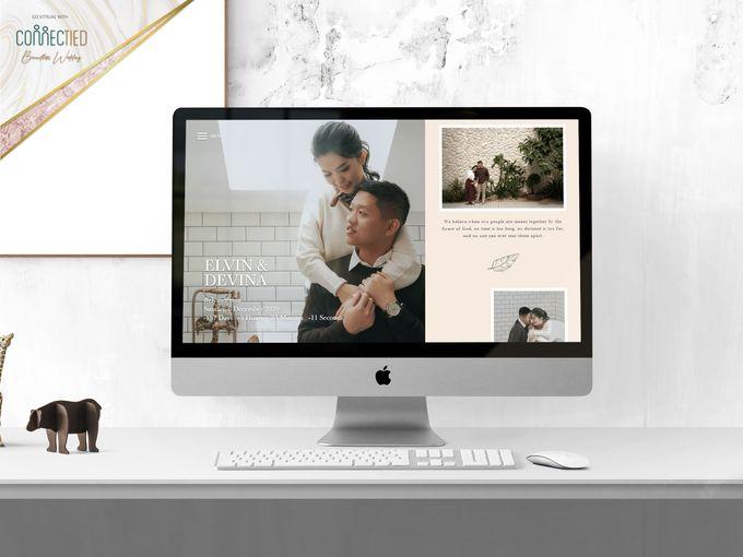 Elvin & Devina - Digital Invitation / Undangan Digital Connectied v1.1 + Live Streaming by Connectied Virtual Wedding - 002
