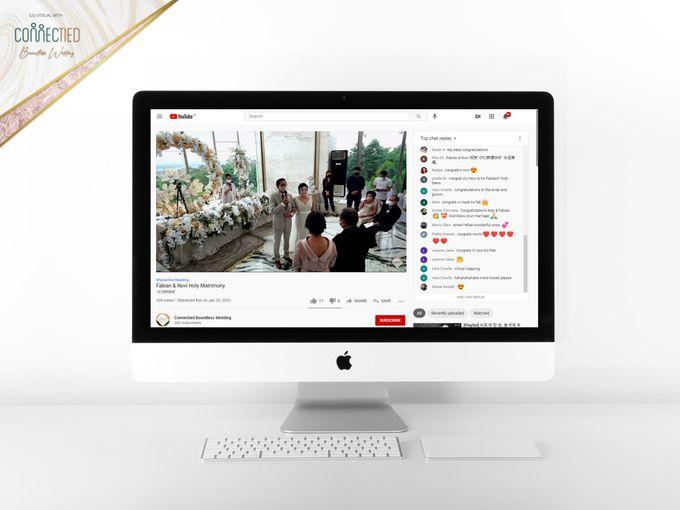 Fabian & Novi - Digital Invitation / Undangan Digital Connectied v2.0 + Live Streaming by Connectied Virtual Wedding - 002