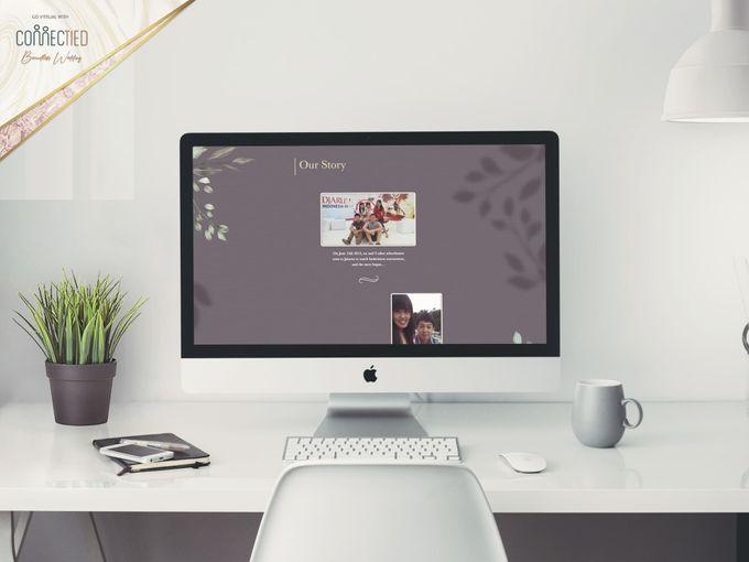 Hans & Grace - Digital Invitation / Undangan Digital Connectied v2.0 + Live Streaming by Connectied Virtual Wedding - 002