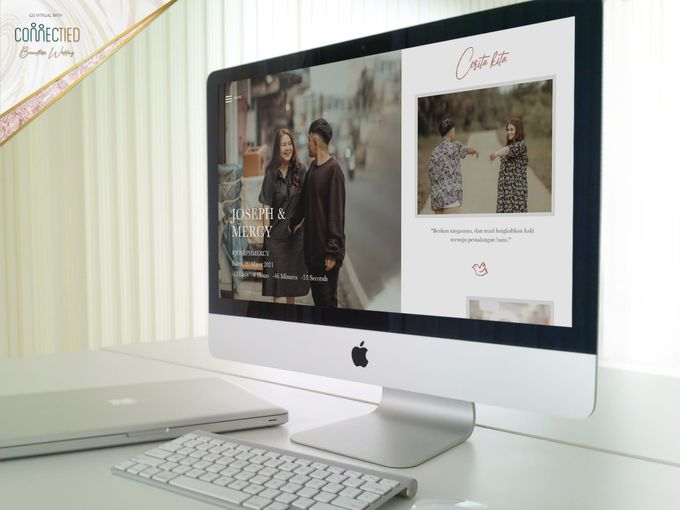 Joseph & Mercy - Digital Invitation / Undangan Digital Connectied v2.0 + Live Streaming by Connectied Virtual Wedding - 002