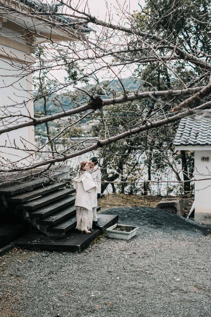 Kyoto PREWEDDING by Costes Portrait - 009