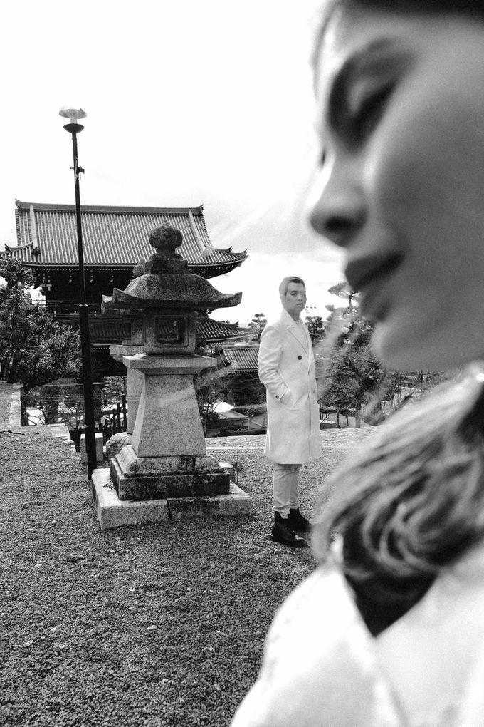 Kyoto PREWEDDING by Costes Portrait - 005