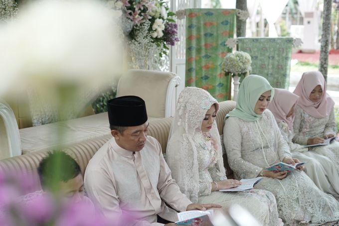 Nur & Utari wedding by isamare - 001