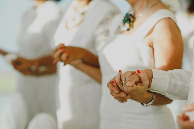 The Wedding of Denny & Maureen by BDD Weddings Indonesia - 002