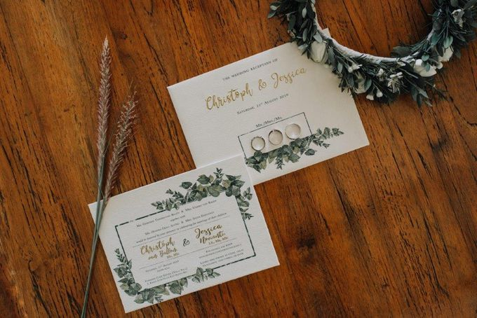 The Wedding of Christoph & Jessica by BDD Weddings Indonesia - 002