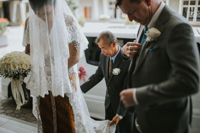 Gareth & Sata Wedding by Bernardo Pictura - 015