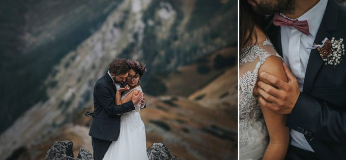 Wedding Shooting in High Mountains by Fotomagoria - 014