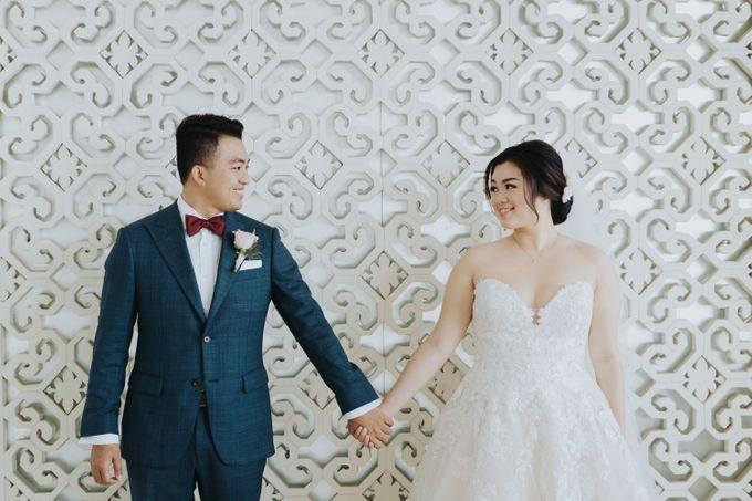 Yosua & Laura Wedding by Tefillah Wedding - 005