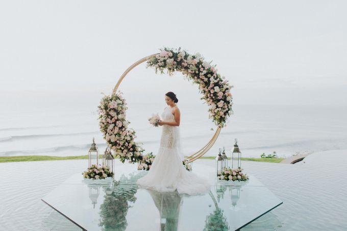 Diva & Jeff Wedding by KAMAYA BALI - 009