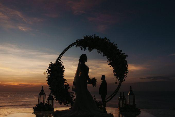 Diva & Jeff Wedding by KAMAYA BALI - 002