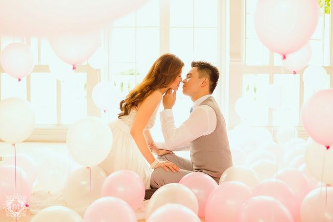Riyal and Rosy Engagement by Ruffa and Mike Photography - 006