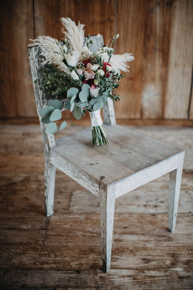 Ructic Chic by WiB flowers - 004