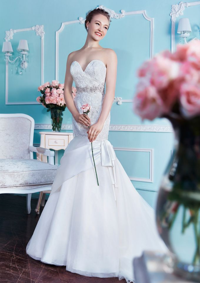 Orchid Wedding Gown Collection by Digio Bridal - 020