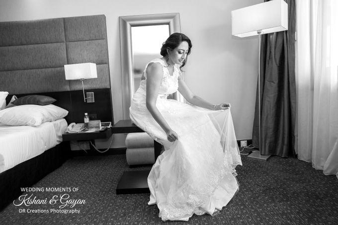 Wedding of Kishani & Gayan by DR Creations - 008