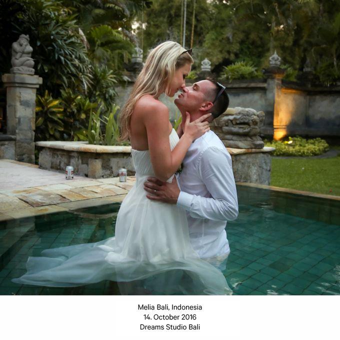 Patrick & Kristina Wedding by Meliá Bali Indonesia - 007