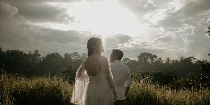 The Bali Prewedding | Kevin & Kristina by Costes Portrait - 008