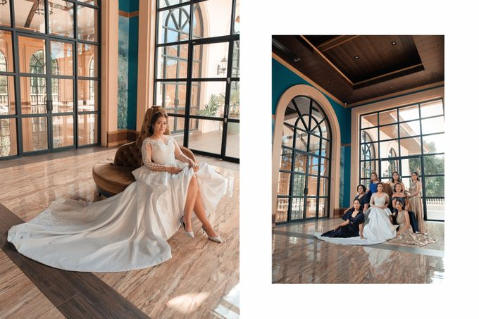 Marvin & Maebelle  Tagaytay Wedding by Bogs Ignacio Signature Gallery - 005