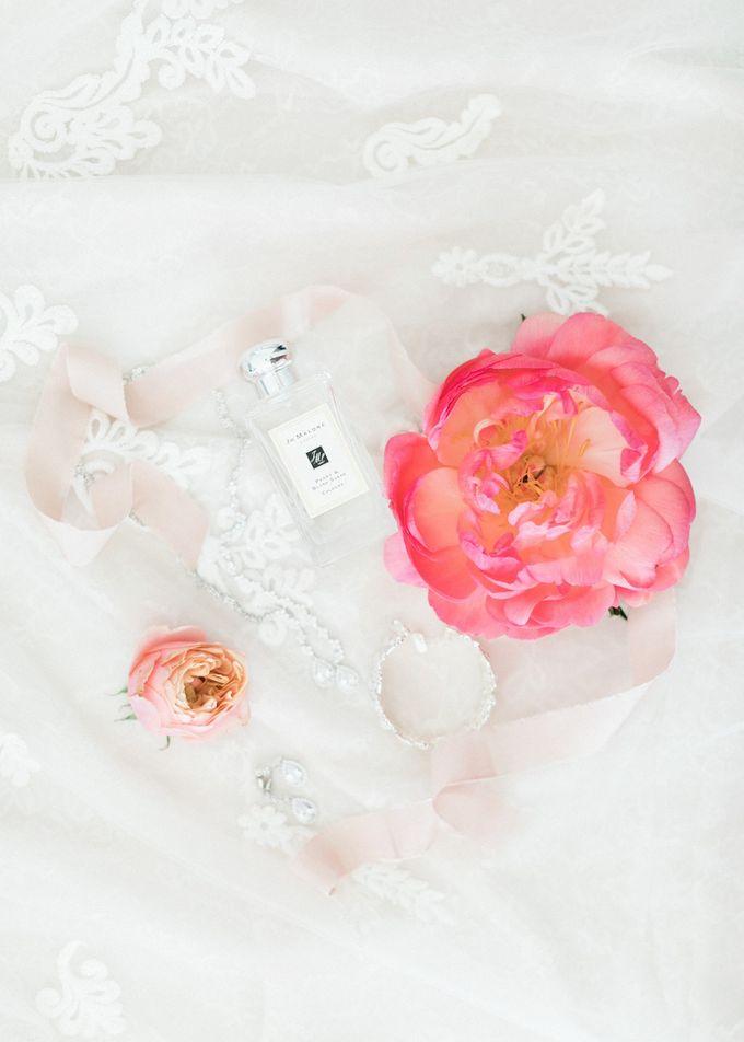 Dusty Pink Dream Wedding in Santorini by Stella & Moscha Weddings - 002