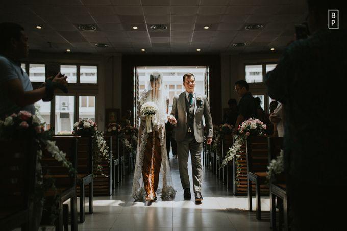 Gareth & Sata Wedding by Bernardo Pictura - 016
