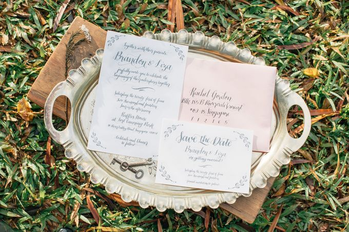 RUSTIC GRAZING TABLE by Bloc Memoire Photography - 015